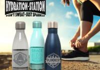 h&h borracce hydration station italia